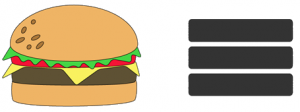 hamburger menu website